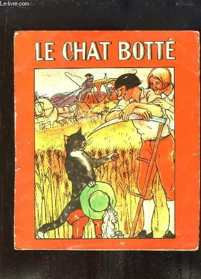 Le Chat Botté.