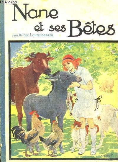 Nane et ses Bêtes.