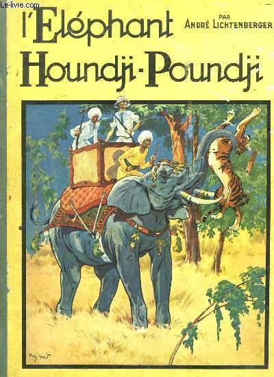 L'Eléphant Houndji-Poundji