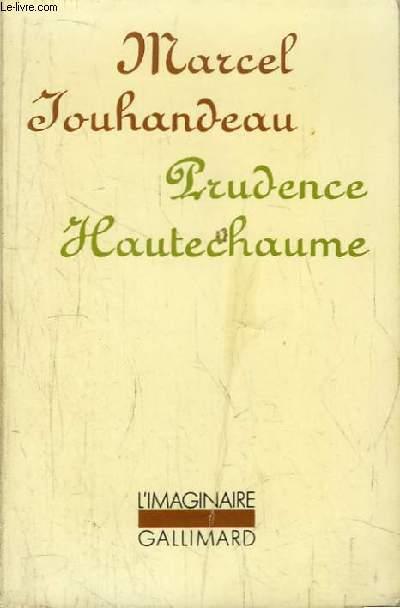 Prudence Hautechaume.