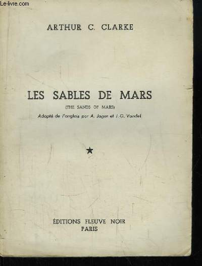 Les Sables de Mars (The Sands of Mars).
