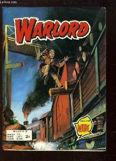 Warlord N°21 : Le Grand Voyage.