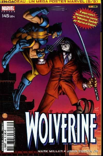 Wolverine N°145