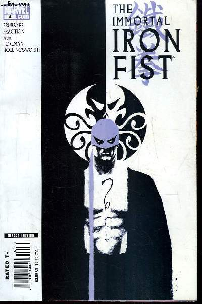 The Immortal Iron Fist, Director's Cut N°4