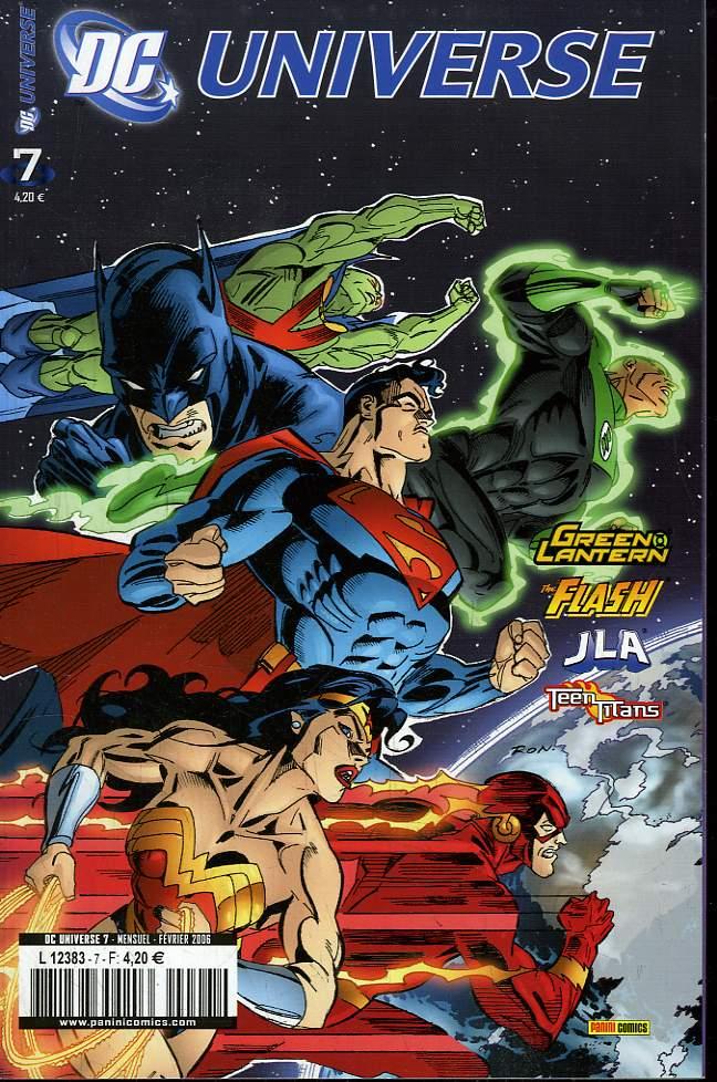 DC Universe N°7