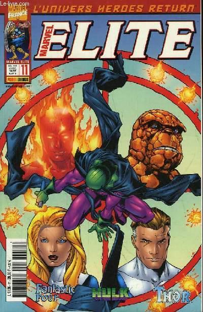 Marvel Elite N°11 : De l'autre côté du miroir.
