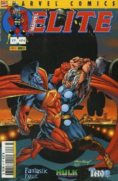 Marvel Elite N°17 : Les Naufragés.