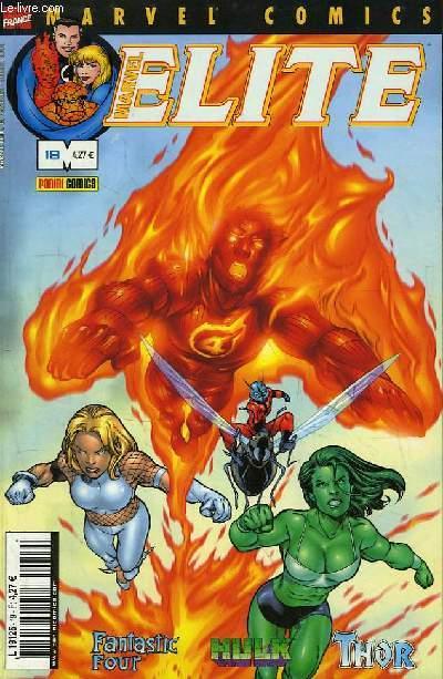 Marvel Elite N°19 : Jour de Colère.