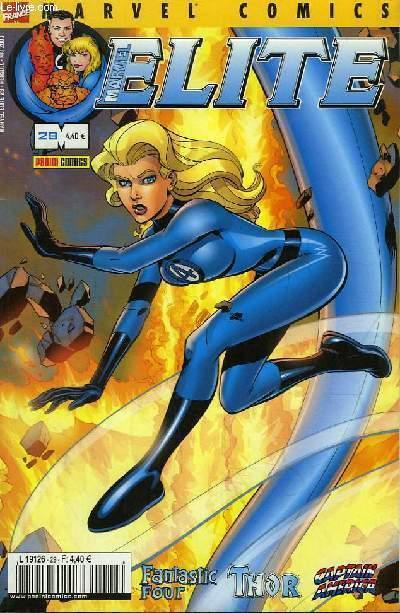 Marvel Elite N°29 : Une décision difficile
