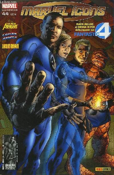Marvel Icons N°44 : Un Monde Nouveau.