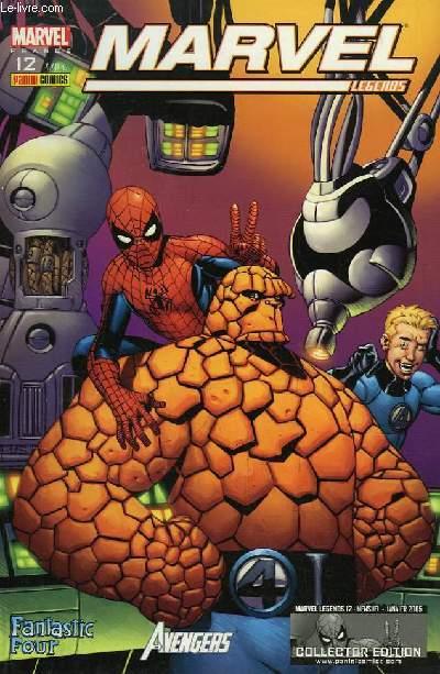 Marvel Legends N°12 : L'Ombre et la Lumière.