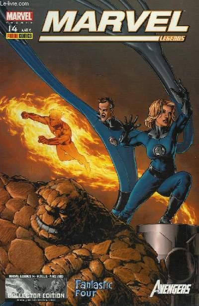 Marvel Legends N°14 : La vérité et ses conséquences.