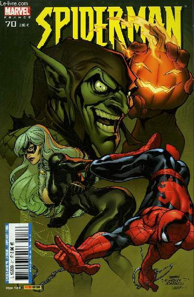 Spiderman N°70 : Le dernier combat (1e partie).