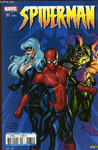 Spiderman N°71 : Le dernier combat (2e partie).