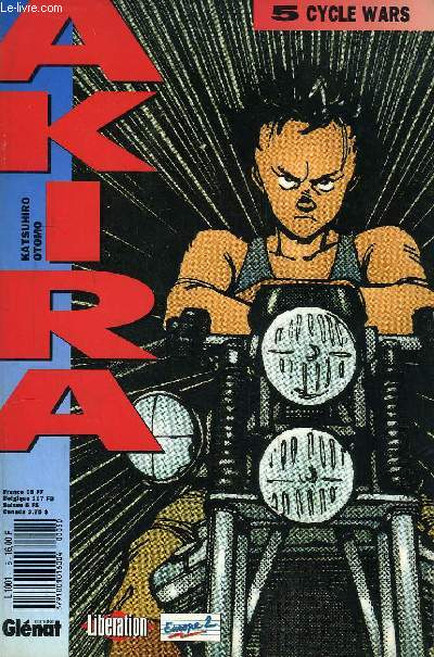 Akira N°5 : Cycle Wars