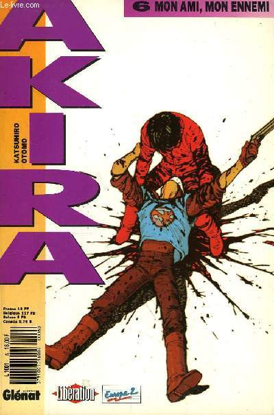 Akira N°6 : Mon ami, mon ennemi