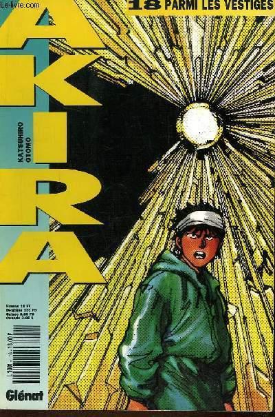 Akira N°18 : Parmi les Vestiges.