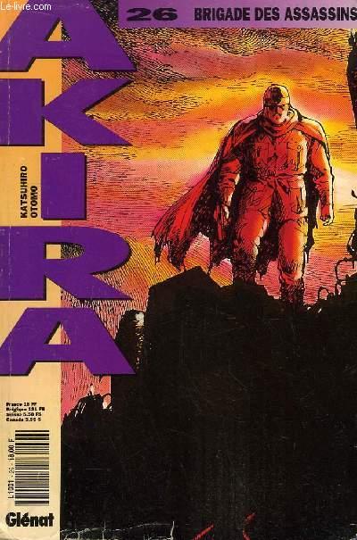 Akira N°26 : Brigade des Assassins