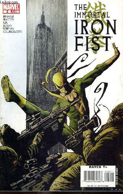 The Immortal Iron Fist, Director's Cut N°2