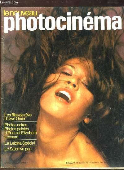 Le nouveau photocinéma N°20 : Les filles de rêve d'Uwe Omer - Photos noires, Photos peintes d'Erica et Elizabeth Lennard - La Leicina Spécial ...