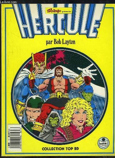 Hercule, Dieu de l'OIympe
