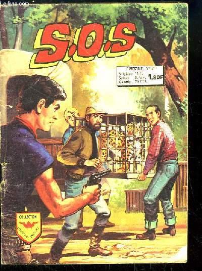 S.O.S. N°41 : Simba, Bungalow.
