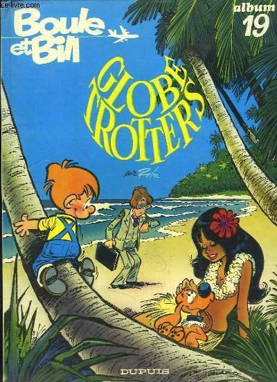 Boule et Bill N°19 : Globe Trotters.