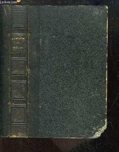Poésies de André Chénier.