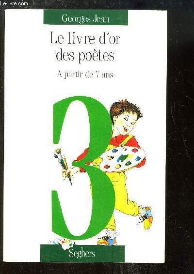 Le livre d'or des poètes.
