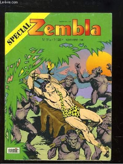 Spécial Zembla N°145