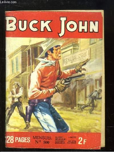 Buck John, N°500 : La Vipère.