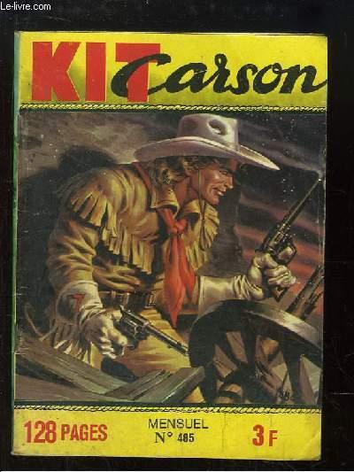 Kit Carson, N°485