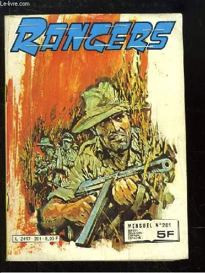 Rangers, N°201 : Un dur de dur.