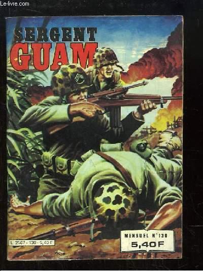 Sergent Guam, N°130 : Les ruses du renard