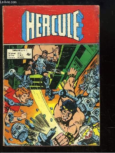Hercule, N°7