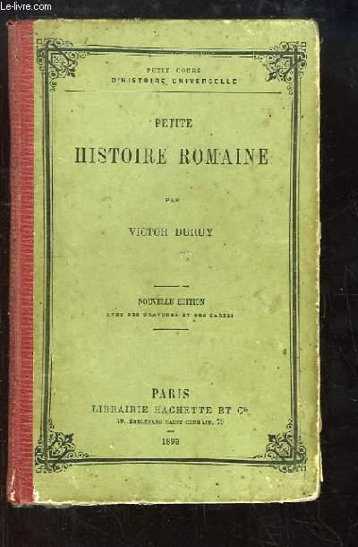 Petite Histoire Romaine.