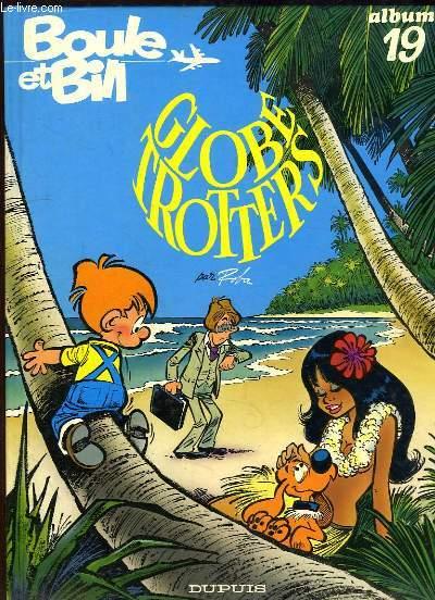Album N°19 des gags de Boule et Bill : Globe Trotters.