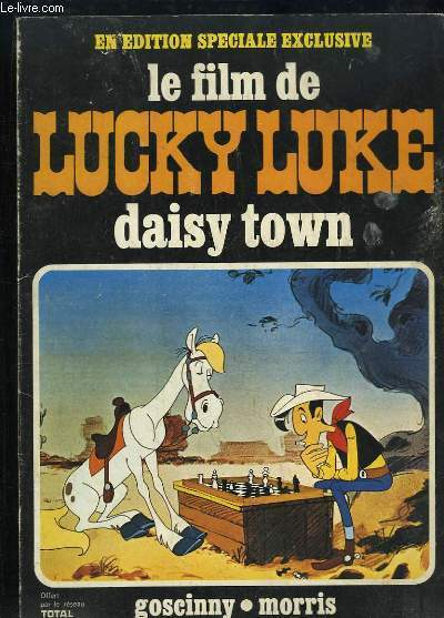 Daisy Town, d'après le film Lucky Luke.