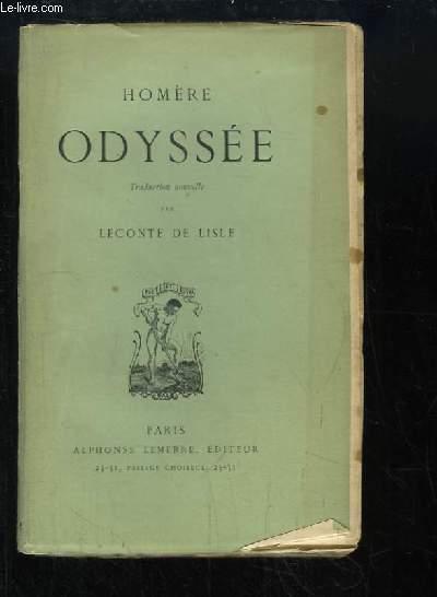 Odyssée.