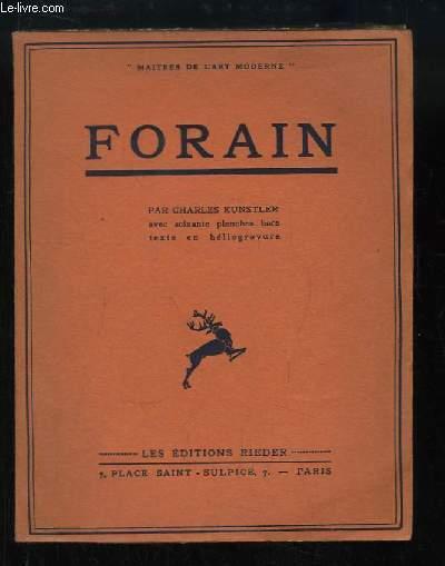Forain.