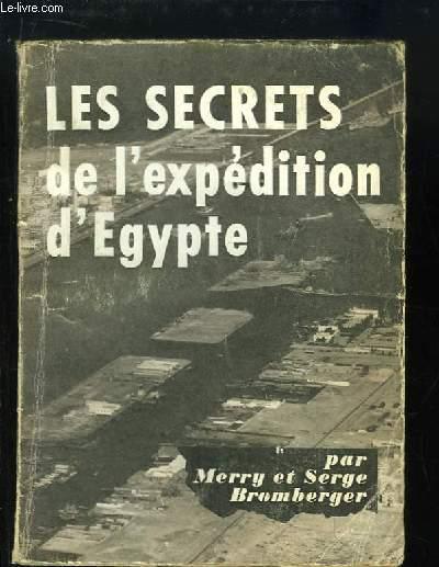 Les Secrets de l'Expédition d'Egypte.