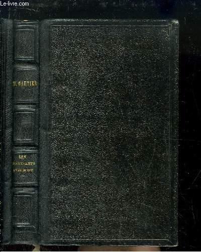 Les Beaux-Arts en Europe, 1855. 2nde série.