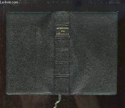 Méditations sur l'Evangile. N°1503 bis