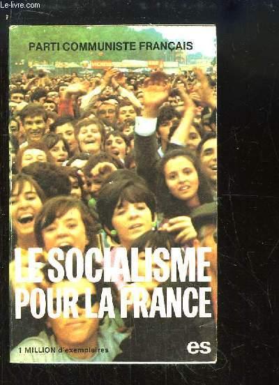 Le Socialisme pour la France. 22e Congrès du parti communiste, 4 au 8 février 1976.