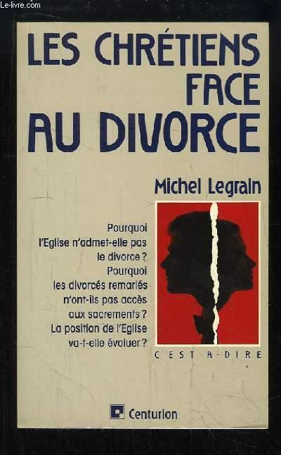 Les Chrétiens face au Divorce.