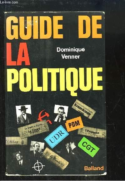 Guide de la politique.