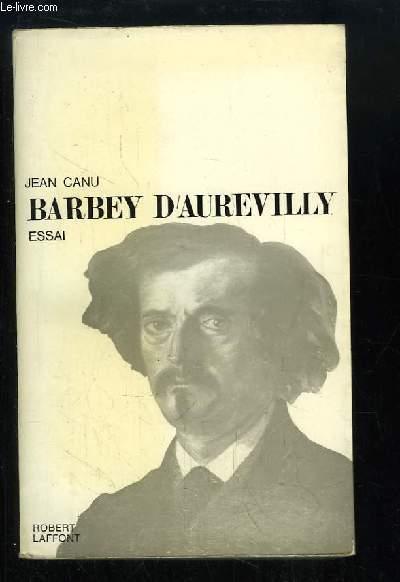Barbey d'Aurevilly. Essai