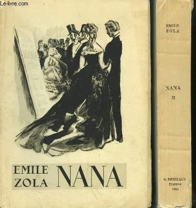 Nana. EN 2 TOMES
