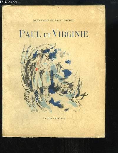 Paul et Virginie. La Chaumière Indienne.
