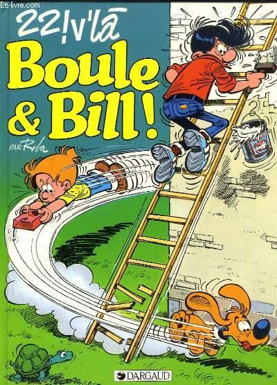 22 ! V'là Boule & Bill